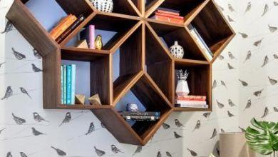 Photo of مكتبة صغيرة فى منزلك