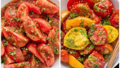 Photo of طريقة عمل الطماطم المتبلة
