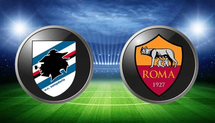 Ponturi fotbal Sampdoria - AS Roma Serie A Italia
