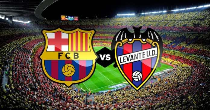Ponturi fotbal Barcelona - Levante La Liga