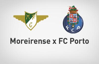 Ponturi fotbal Moreirense - FC Porto Primeira Liga