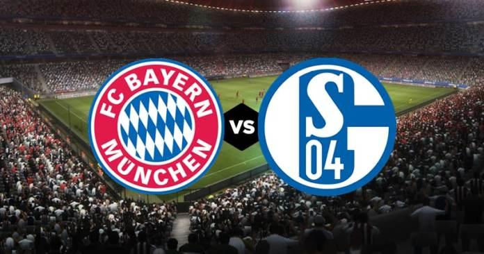 Ponturi fotbal - Bayern Munchen - Schalke 04 Bundesliga