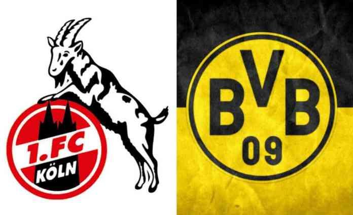 Ponturi fotbal Koln - Dortmund Bundesliga