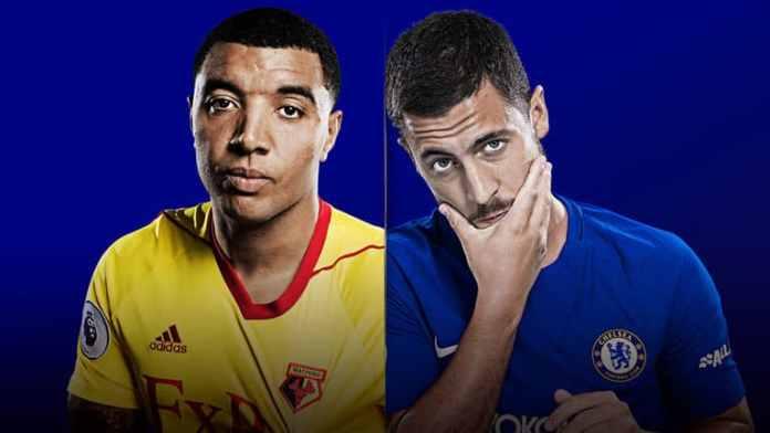 Ponturi fotbal Watford - Chelsea Premier League