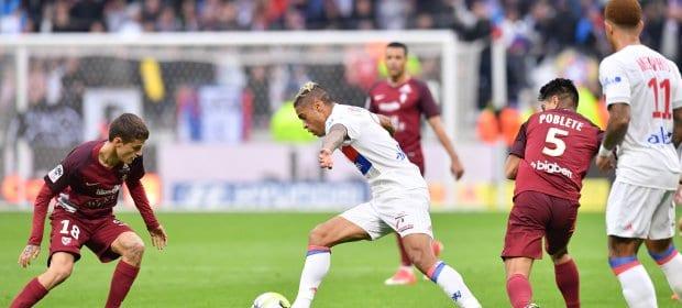 Ponturi fotbal Metz - Lyon Ligue 1