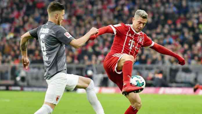 Ponturi fotbal Augsburg - Bayern Munchen Bundesliga