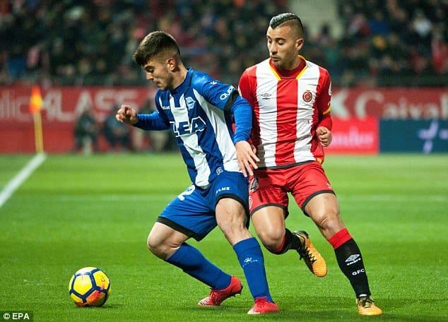 Ponturi fotbal Alaves - Girona La Liga