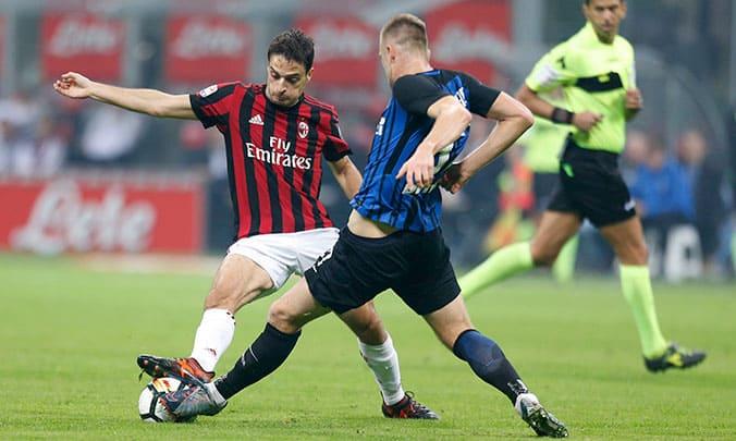 Ponturi fotbal AC Milan - Inter Serie A