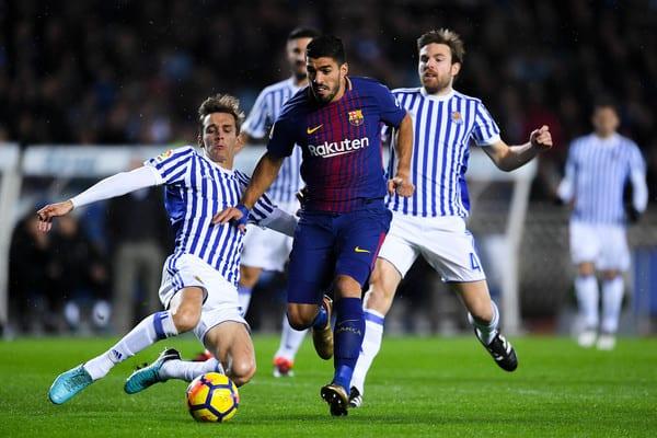 Ponturi fotbal Barcelona - Real Sociedad La Liga