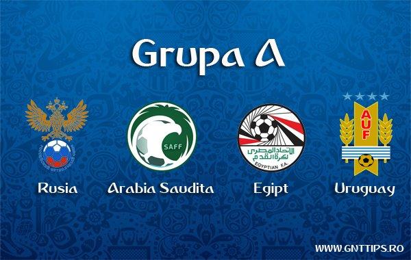 Campionatul Mondial 2018 - Prezentare Grupa A
