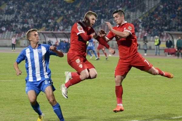 pariurile live pe U Craiova vs Dinamo