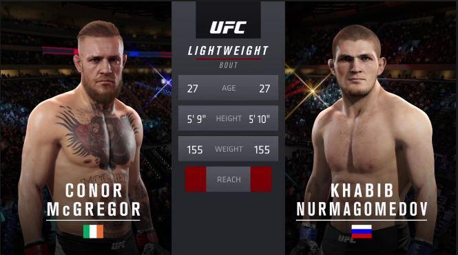 McGregor vs Khabib Nurmagomedov in UFC: cand se joaca + cotele la pariuri