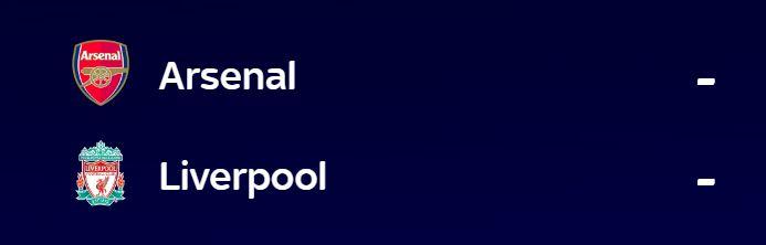 Arsenal vs Liverpool - cota 50.00 pentru ambele marcheaza