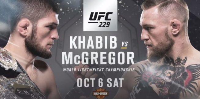 McGregor vs Khabib Nurmagomedov - cele mai mari cote la pariuri
