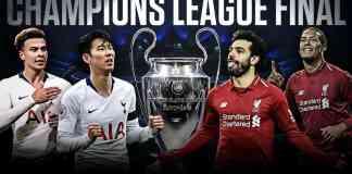 Tottenham - Liverpool - Pariurile pentru finala Uefa Champions League - GnTTIPS