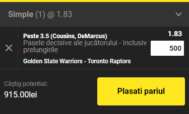 Ponturi NBA Playoffs