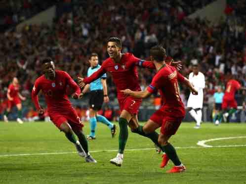 Nations League: Portugalia - Olanda - GnTTIPS