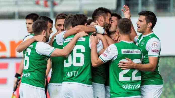 Ponturi fotbal St. Gallen vs Luzern