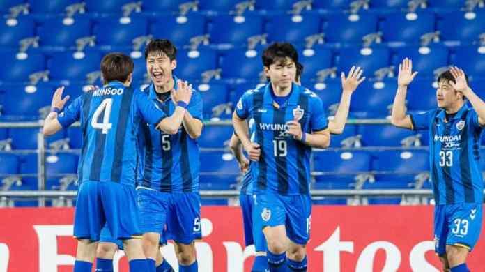 Ponturi fotbal Ulsan Hyundai vs Incheon