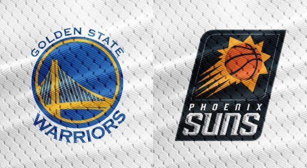 Warriors vs Suns