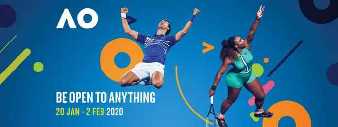 Programul celor 4 turnee de Grand Slam 2020 Australian Open 2020