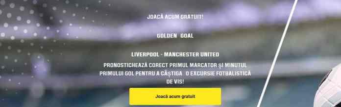 golden goal unibet