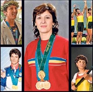 Cei mai medaliați sportivi români la jocurile olimpice: Doina Ignat