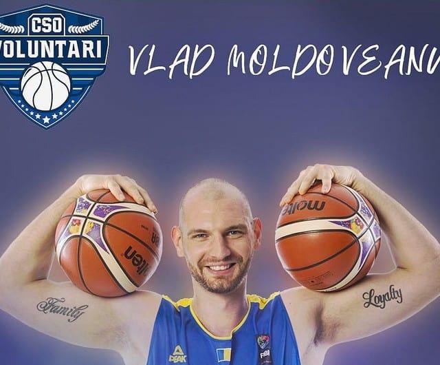 CSU Voluntari Transfer Vlad Moldoveanu