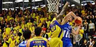 Poza de la CSU Sibiu vs Craiova
