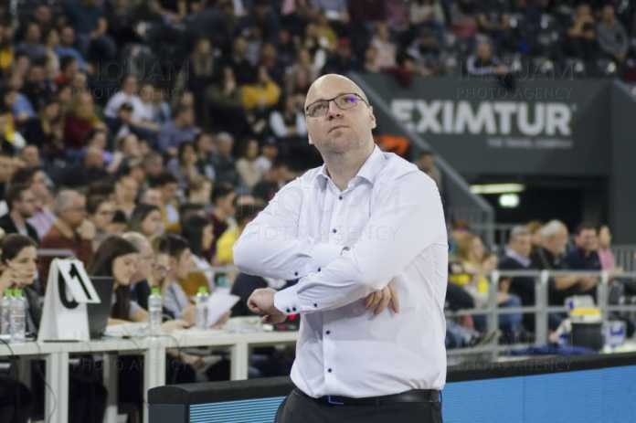 Silvasan antrenor Cluj