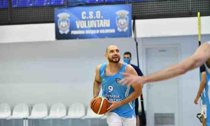 Vlad Moldoveanu Voluntari baschet