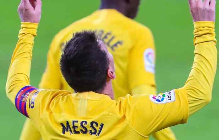 Cote marite Granada vs Barcelona