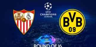 Cote marite Sevilla vs Dortmund