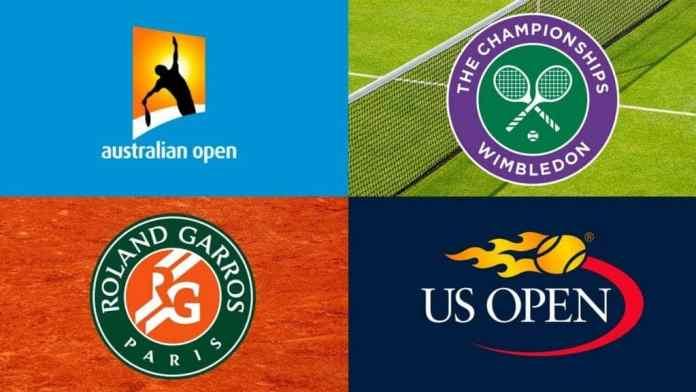 Programul celor 4 turnee de Grand Slam 2021