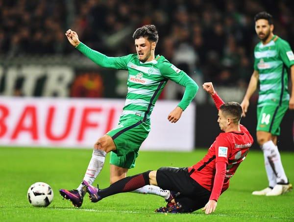 ponturi pariuri fotbal bundesliga - werder bremen vs frankfurt