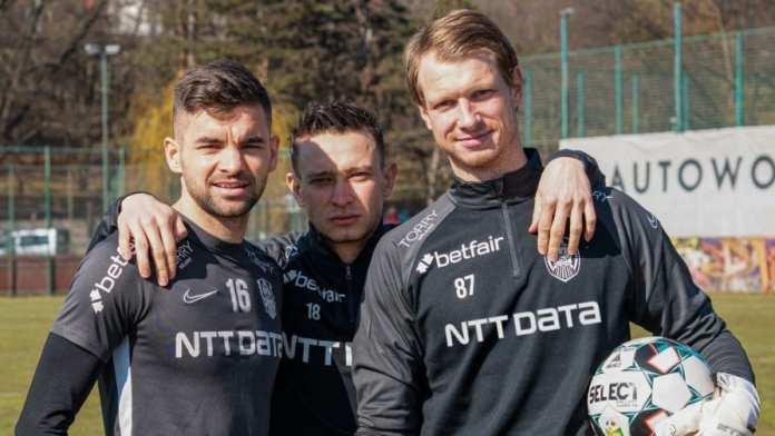 Ponturi pariuri CFR Cluj vs Poli Iasi