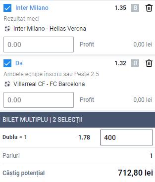 cote betano - bilet in cota 2 din fotbal 25.04.2021