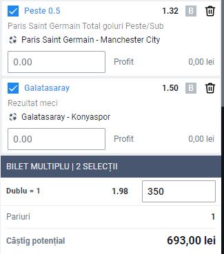 oferta betano - cota 2 din fotbal 28.04.2021