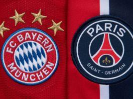 Cote marite Bayern Munchen vs PSG