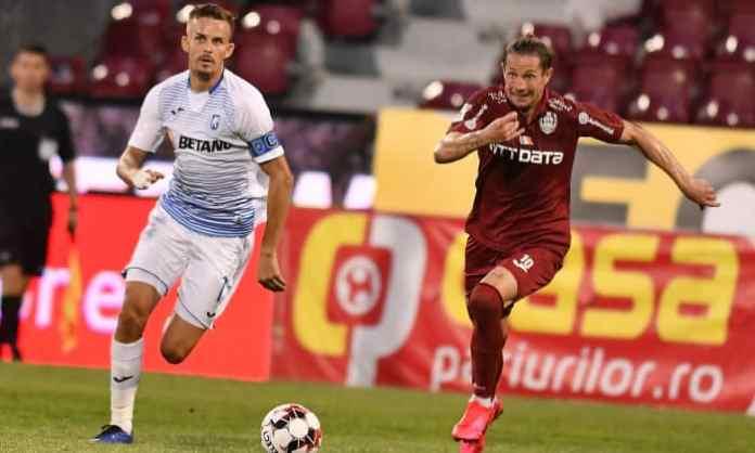 Cote marite CFR Cluj vs Craiova