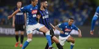 Cote marite Napoli vs Inter Milan