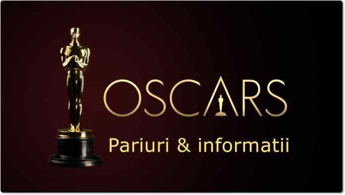 Pariuri Oscar 2021