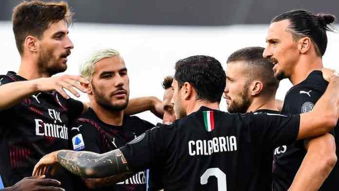 Pronosticuri AC Milan vs Sassuolo