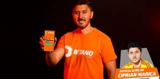 Exclusiv la Betano: Ciprian Marica își dezvăluie favoritele weekendului din optimile EURO 2020
