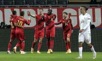 Se așteaptă primul gol al danezilor și festivalul ofensiv al belgienilor