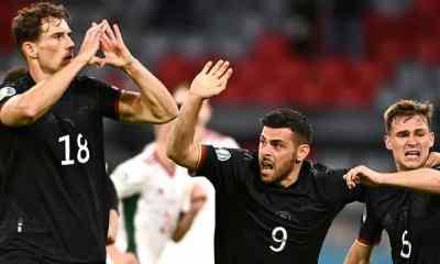 Promotie Anglia vs Germania