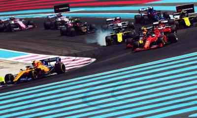 Formula 1 - MP al Frantei 20.06.2021