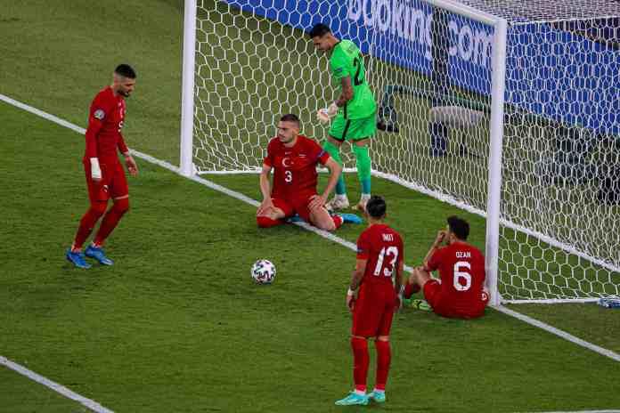 Ponturi pariuri Turcia vs Tara Galilor - EURO 2020