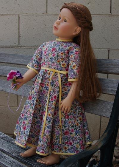 the Katherine dress (without apron)