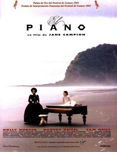 Los pianos - película El piano